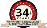 34+ Years Catering Excellence