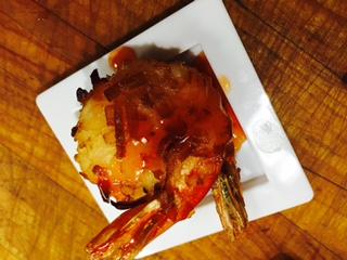 Coconut Shrimp with Orange Tarragon