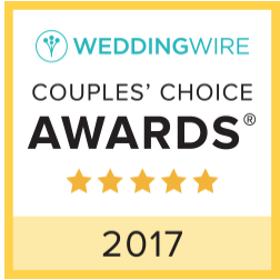 WeddingWire Couples' Choice 2015
