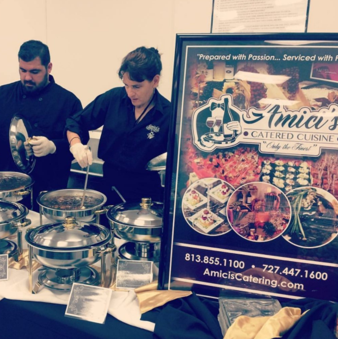 corporate catering Tampa