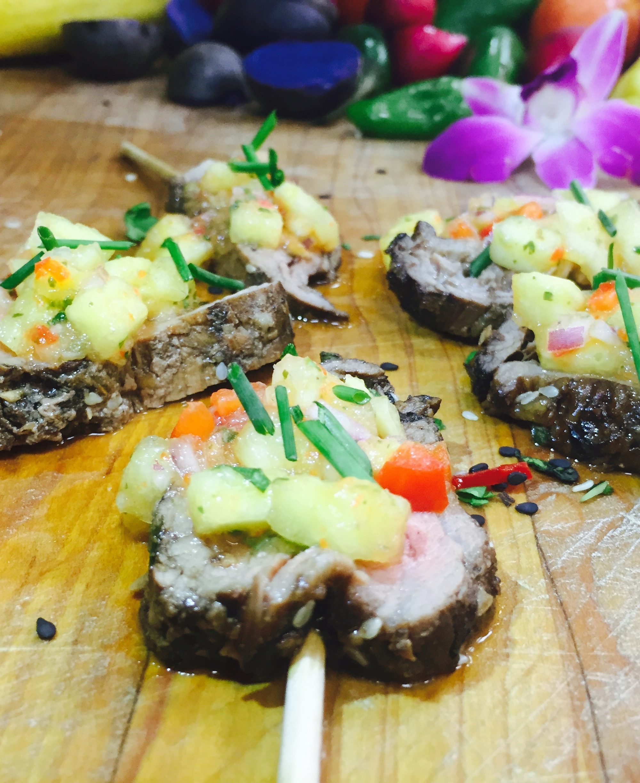 thai marinade for flank steak