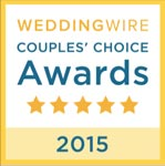 WeddingWire Couples' Choice 2015