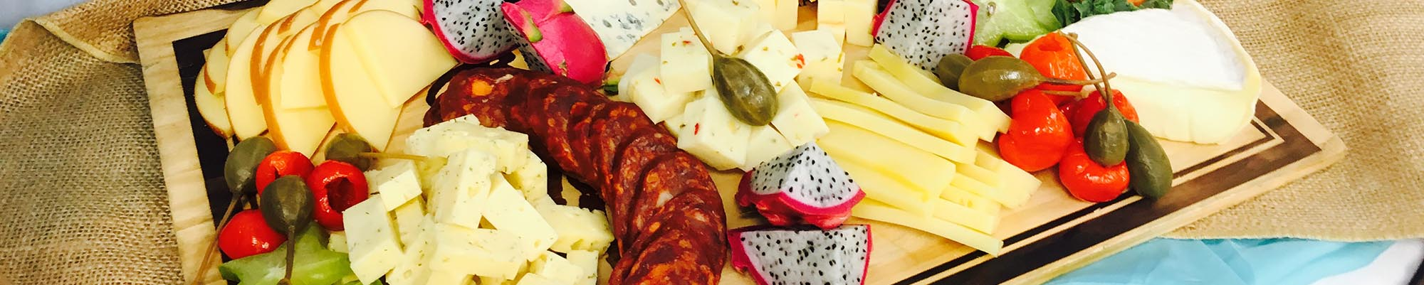 Amici's Cheese Platter